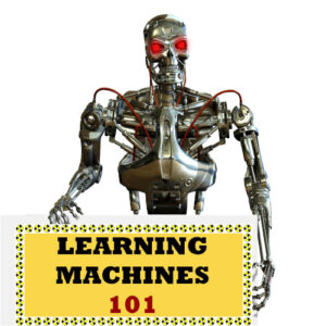 Learning Machines 101 data science podcasts