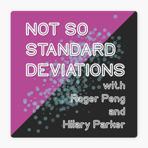 Not So Standard Deviations podcast