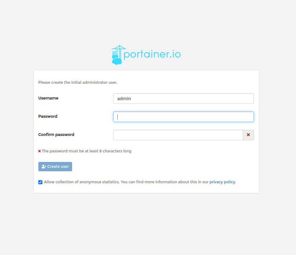 How to Install Portainer on AlmaLinux 8 with Docker