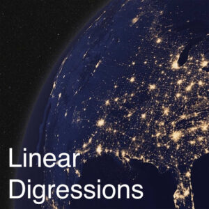Linear Digressions Data Science Podcasts